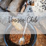 Venison Chili